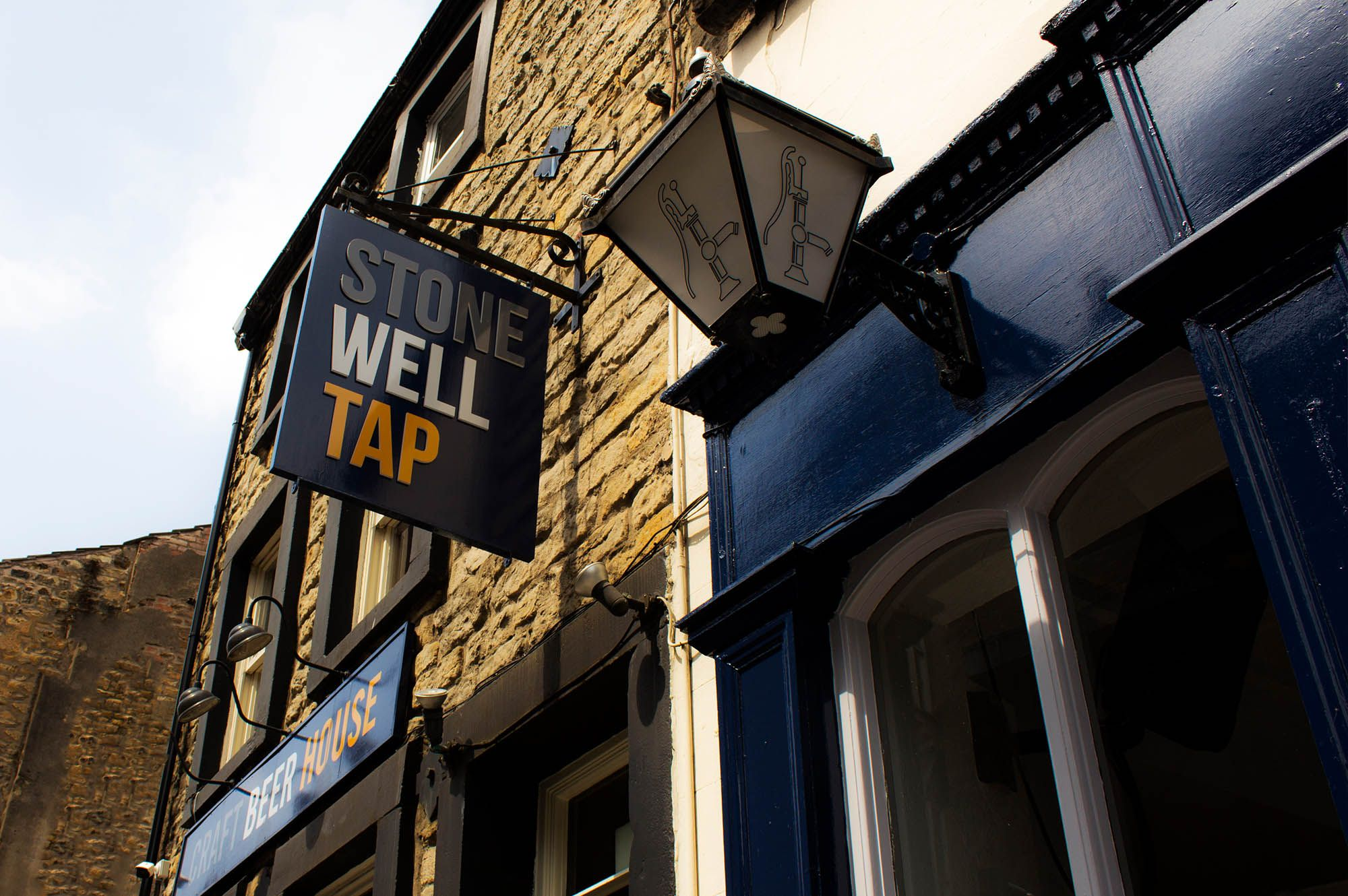 Stone Well Tap