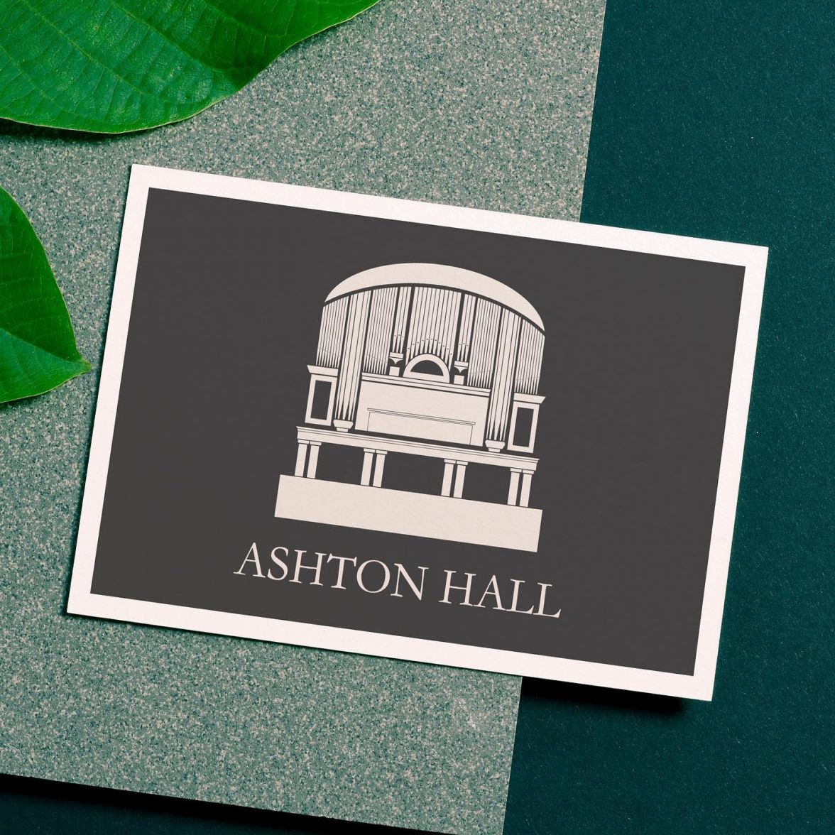 Illustration project for the Ashton Hall, Lancaster