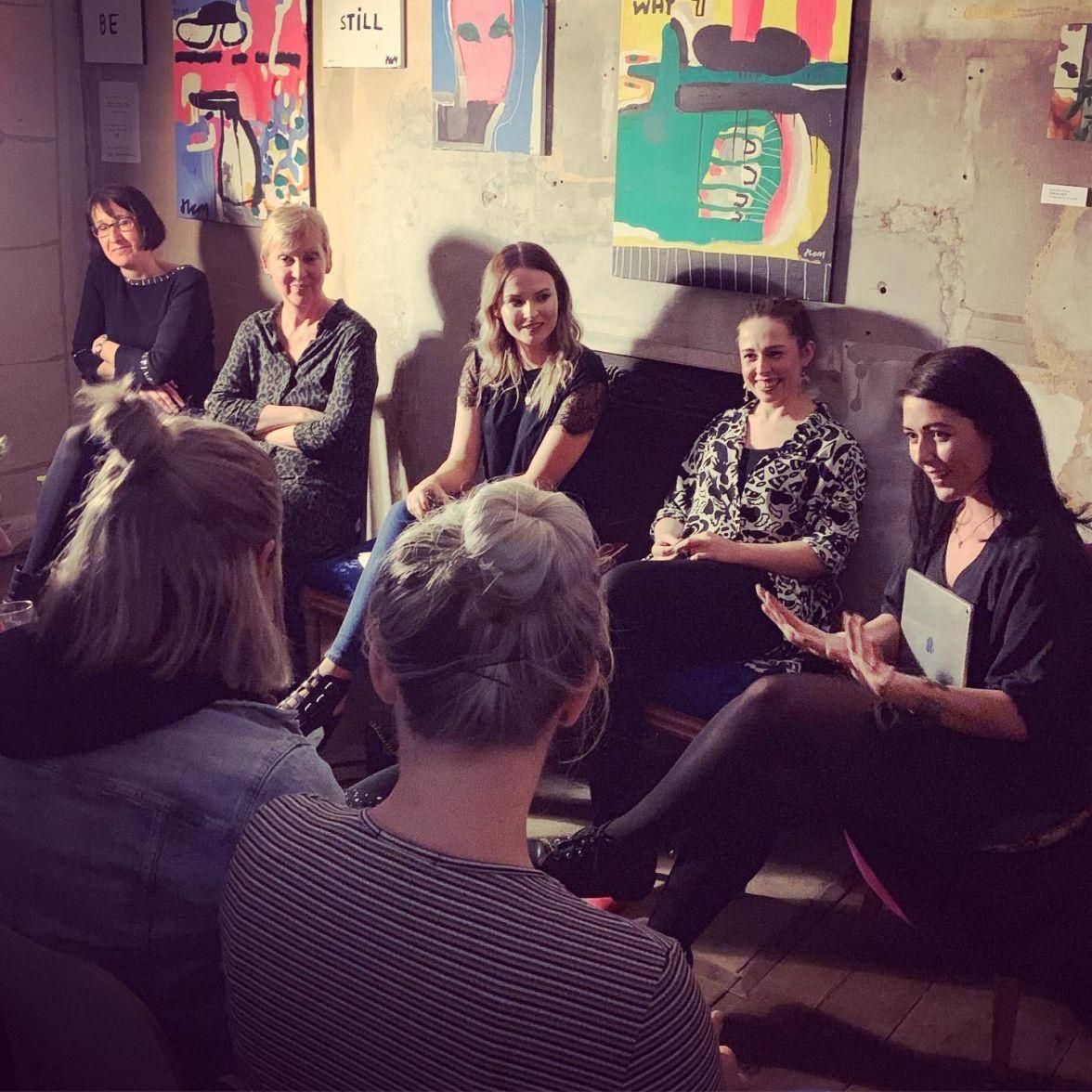 Women in Tech X Ladies Wine & Design