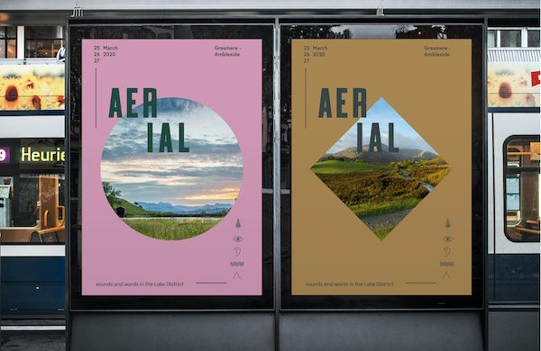 Launch of a new arts festival brand Aerial
